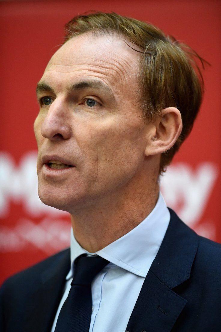 New Scottish Labour leader Jim Murphy. (Getty)