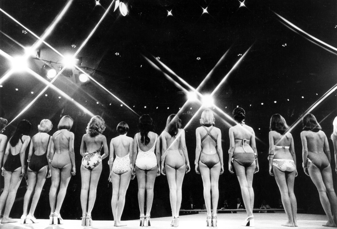 Miss World History 1