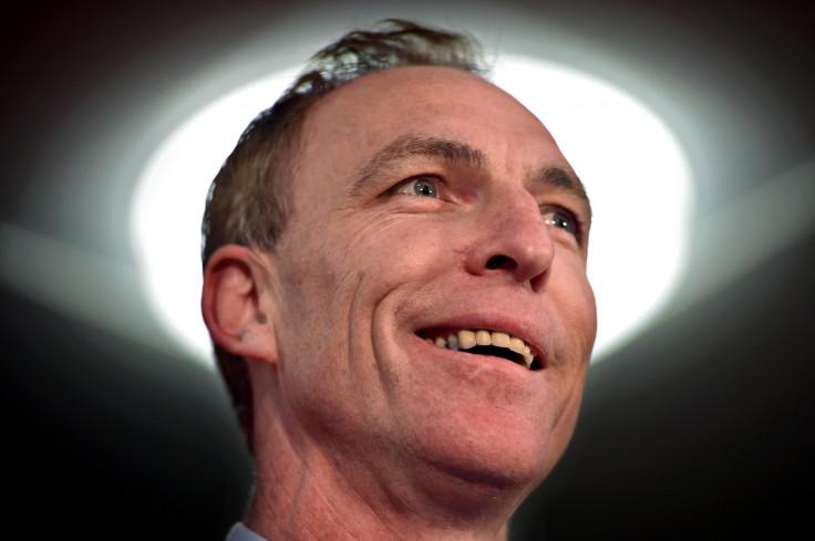 New Scottish Labour leader Jim Murphy. (Getty)