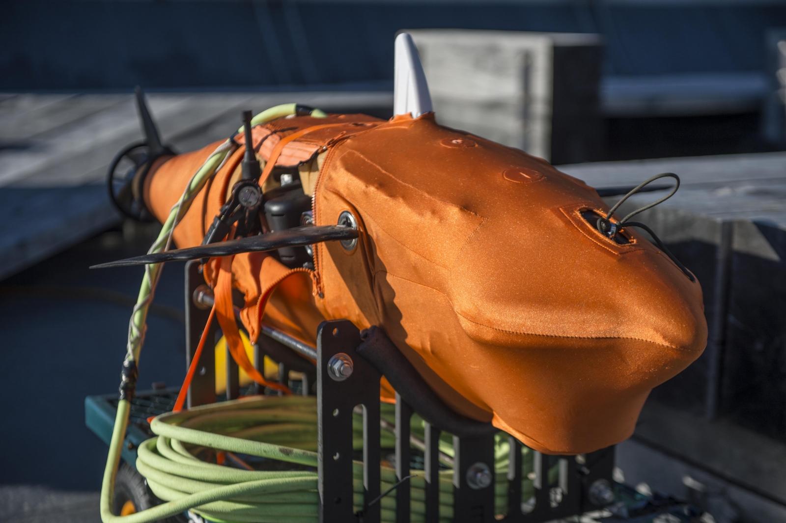 SIlent Nemo- the US underwater spy drone