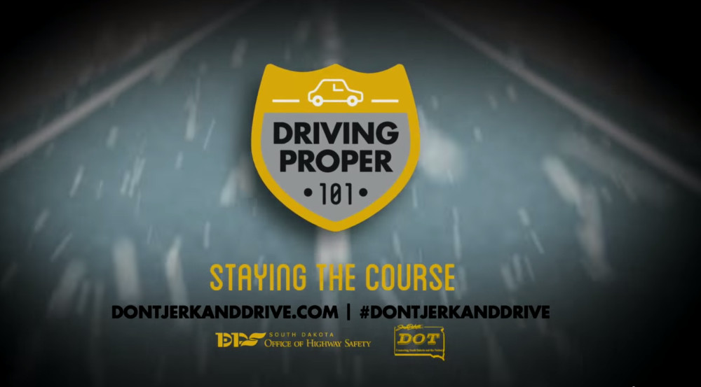 Don't Jerk And Drive campaign