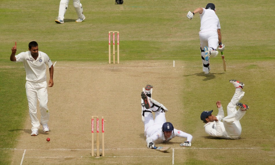 Broad run-out