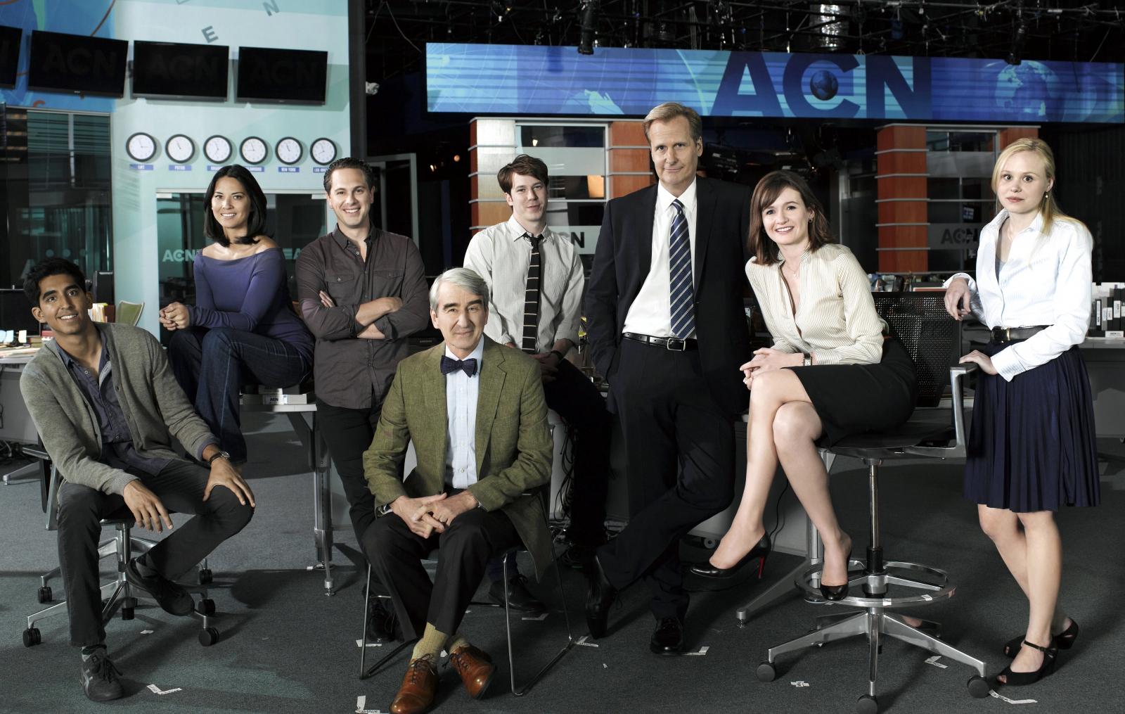 Newsroom Season 3 series finale