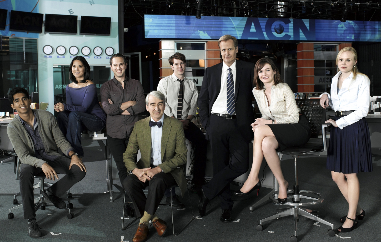 Newsroom Season 3 series finale