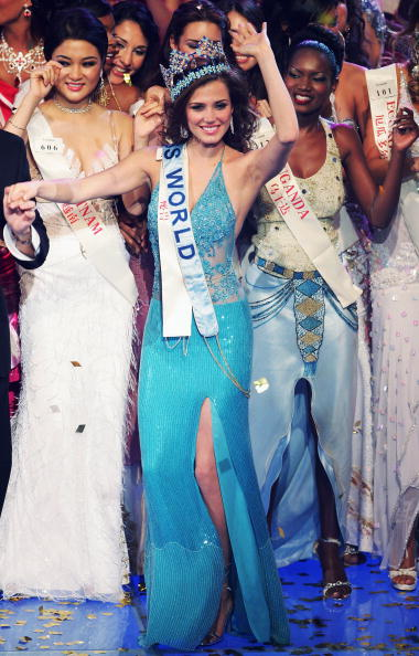 Miss World 2004 was Maria Julia Mantilla from Peru