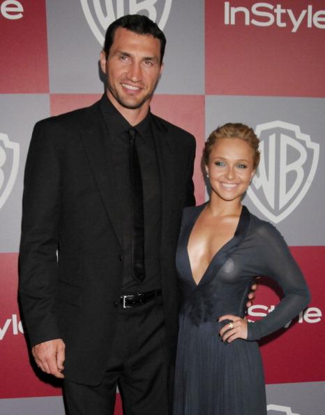 Hayden Panettiere and fiancé Wladimir Klitschko welcome daughter Kaya Evdokia