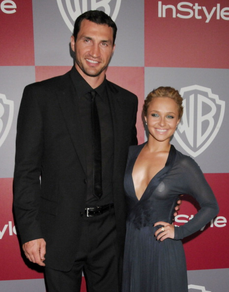 Hayden Panettiere and fiancé Wladimir Klitschko welcome daughter Kaya Evdokia