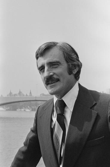 Tom Adams 1938 - 2014 (Getty)