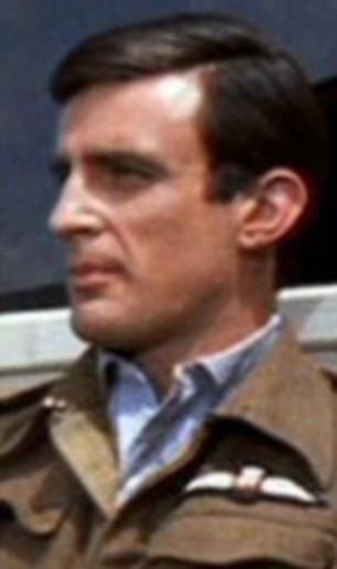 Adams as Dai Nimmo in The Great Escape