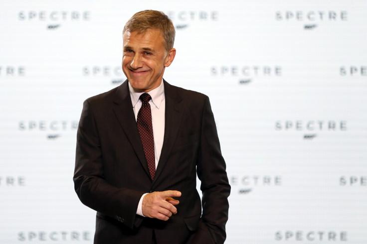 Christoph Waltz Golden Globes 2015 nomimee