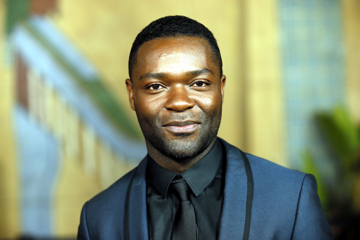 David Oyelowo Golden Globes 2015 nominee
