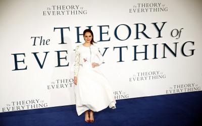 Felicity Jones Golden Globes 2015 nominee
