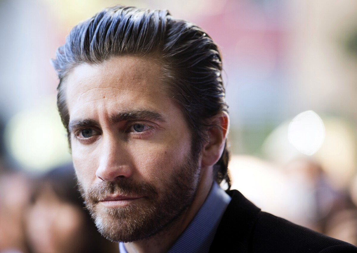 Jake Gyllenhaal Golden Globes 2015 nominee