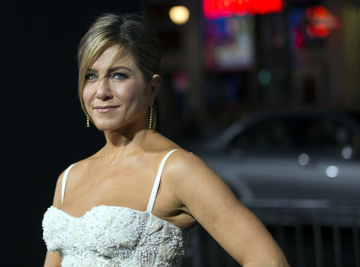 Jennifer Aniston Golden Globes 2015 nominee