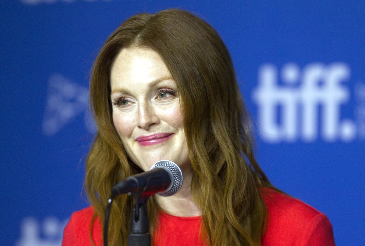 Julianne MooreGolden Globes 2015 nominee
