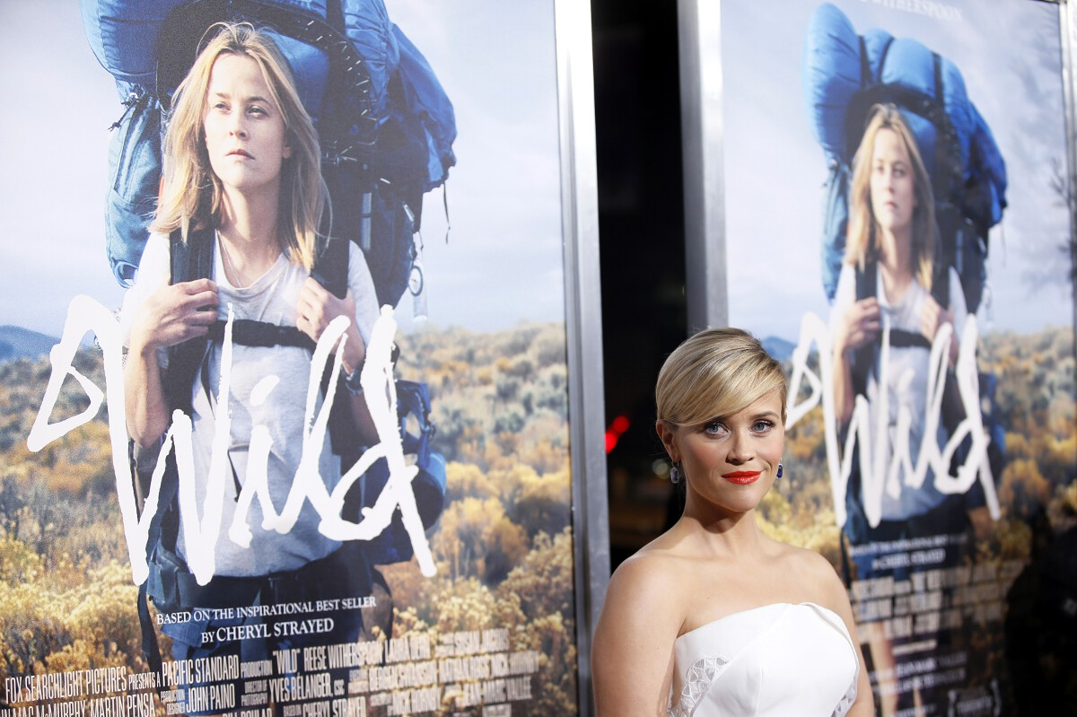 Reese Witherspoon Golden Globes 2015 nominee