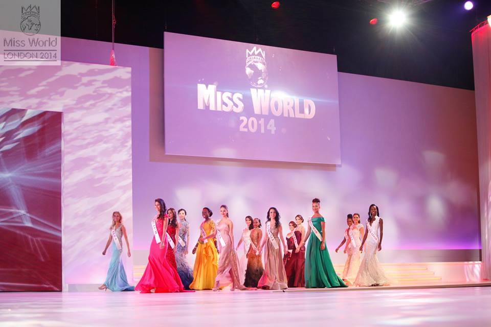 Miss World 2014 grand finale: Top 10 semi-Finalists announced