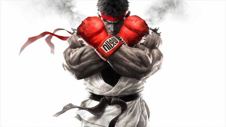 Street Fighter 5 Ryu Artwork