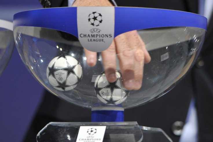 Champions League pots