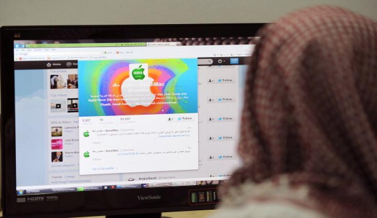Twitter accounts Saudi Arabia religious police