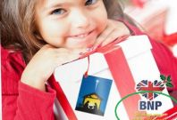 British National Party accused of racism over \'White Christmas\' card
