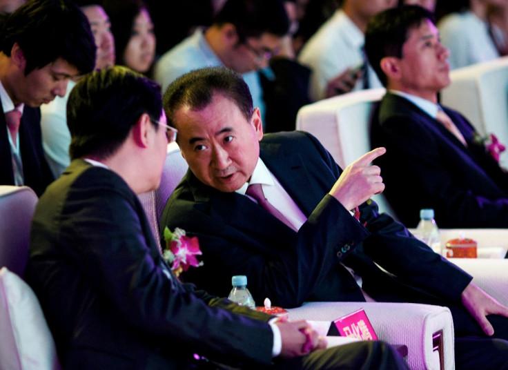 Chinese billionaire Wang Jianlin