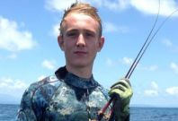 Daniel Smith (pictured) died after shark bite during Queensland fishing trip