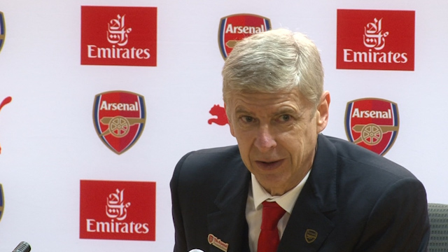 Wenger can't 'fault anyone's performance' as Arsenal ease past Newcastle