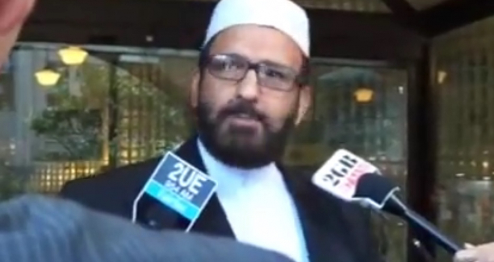 Man Monis Sydney Seige Lindt Cafe Hostages