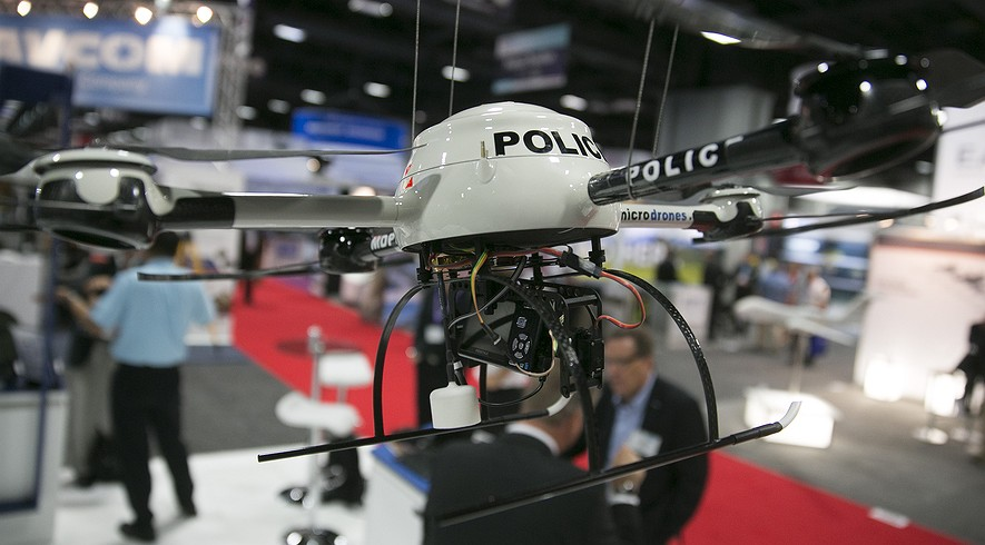 First ever Drone expo kicks off in Los Angeles