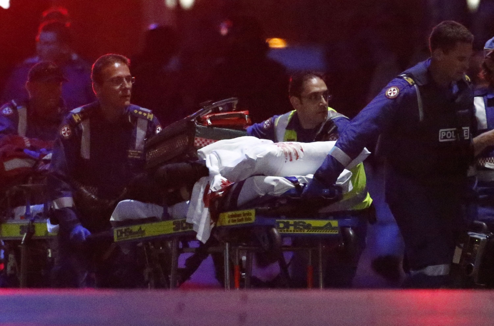 Sydney Siege: Police storm Lindt Cafe using live ammunition and end crisis