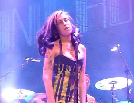Amy Winehouses last concert in Belgrade, Serbia