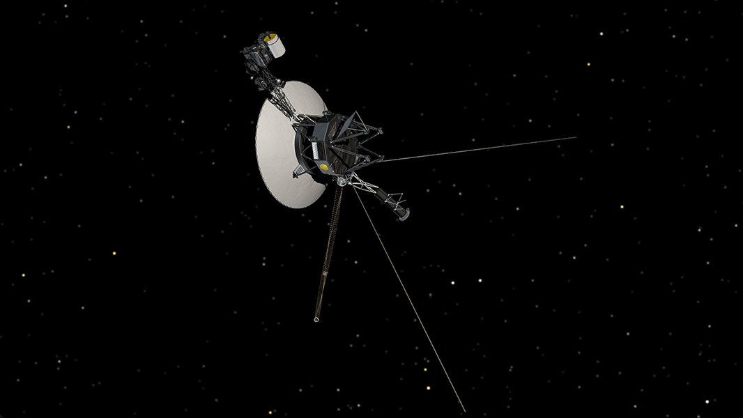 Voyager 1 returns data of persisting 'tsunami wave' in ...