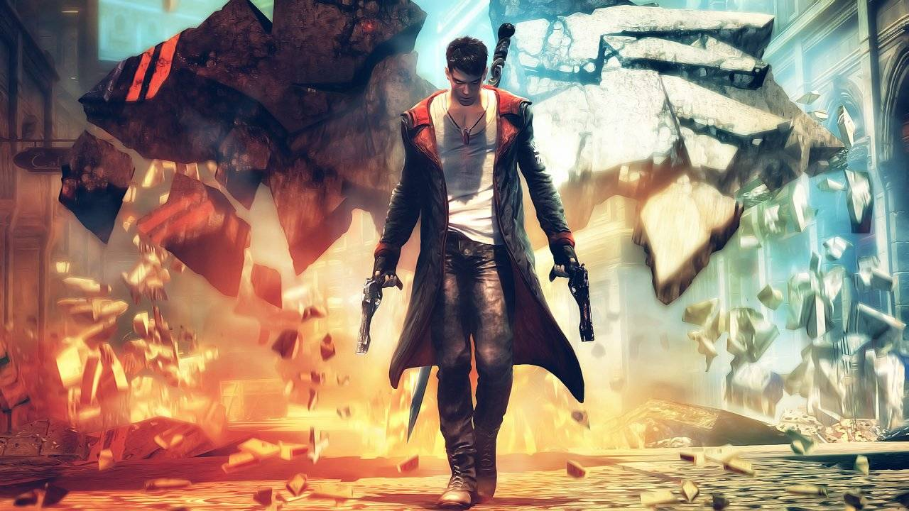 DMC and Devil May Cry 4 getting PS4 and Xbox One remasters