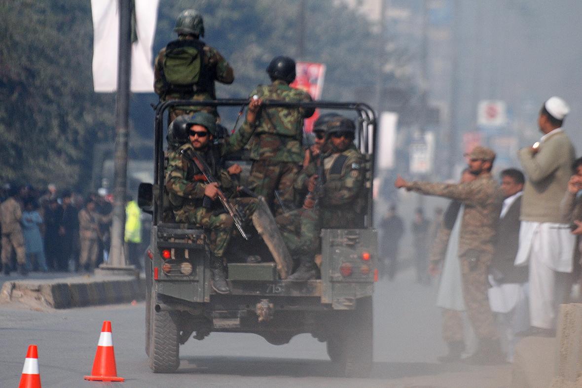 peshawar school attack