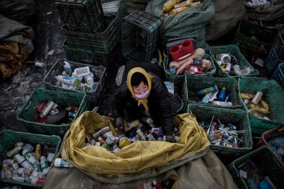 China recycling
