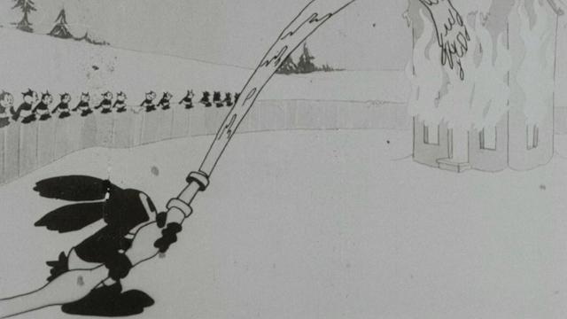 Long-lost Walt Disney film found and restored in Norway