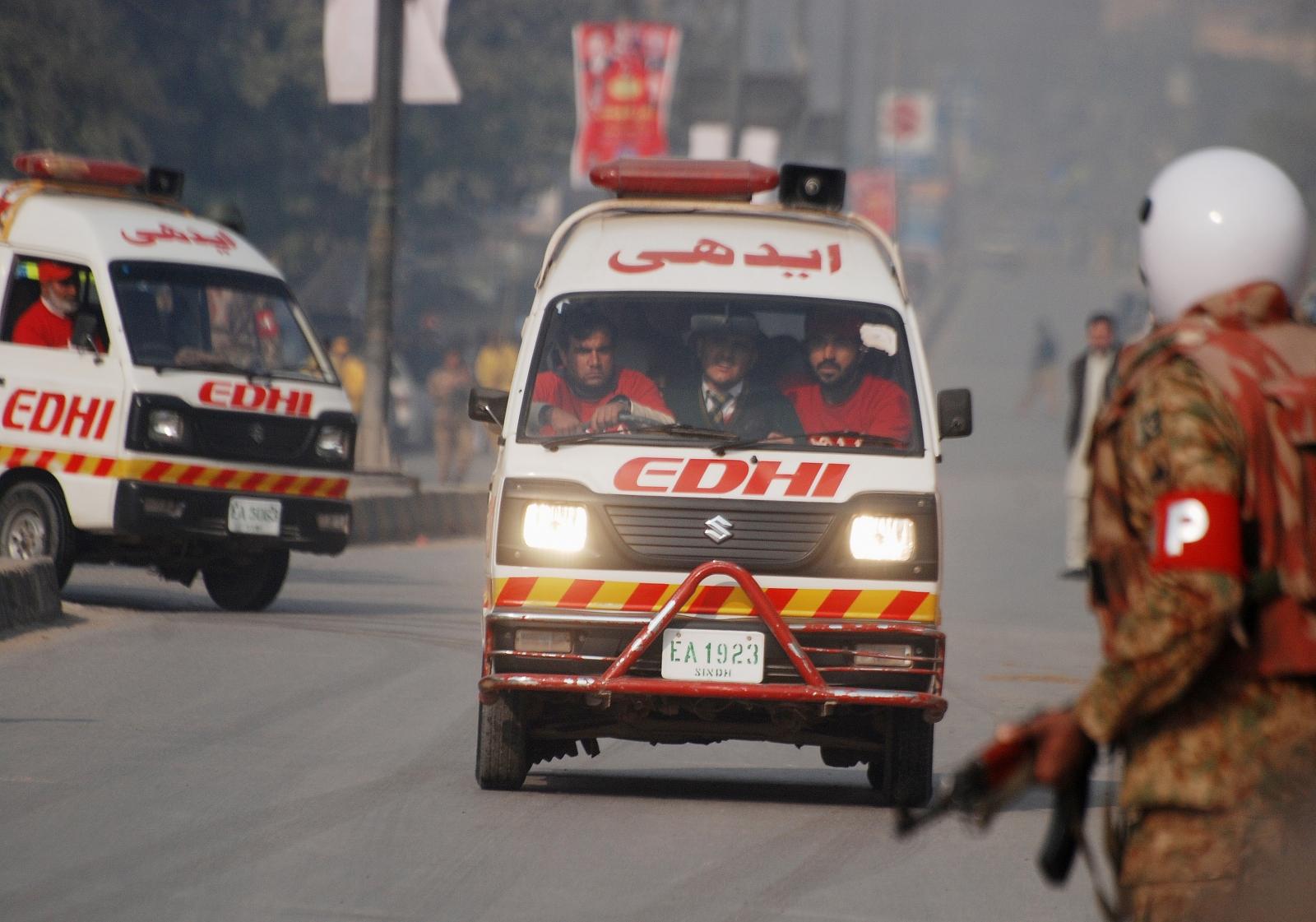 pakistan taliban school attack Peshawar
