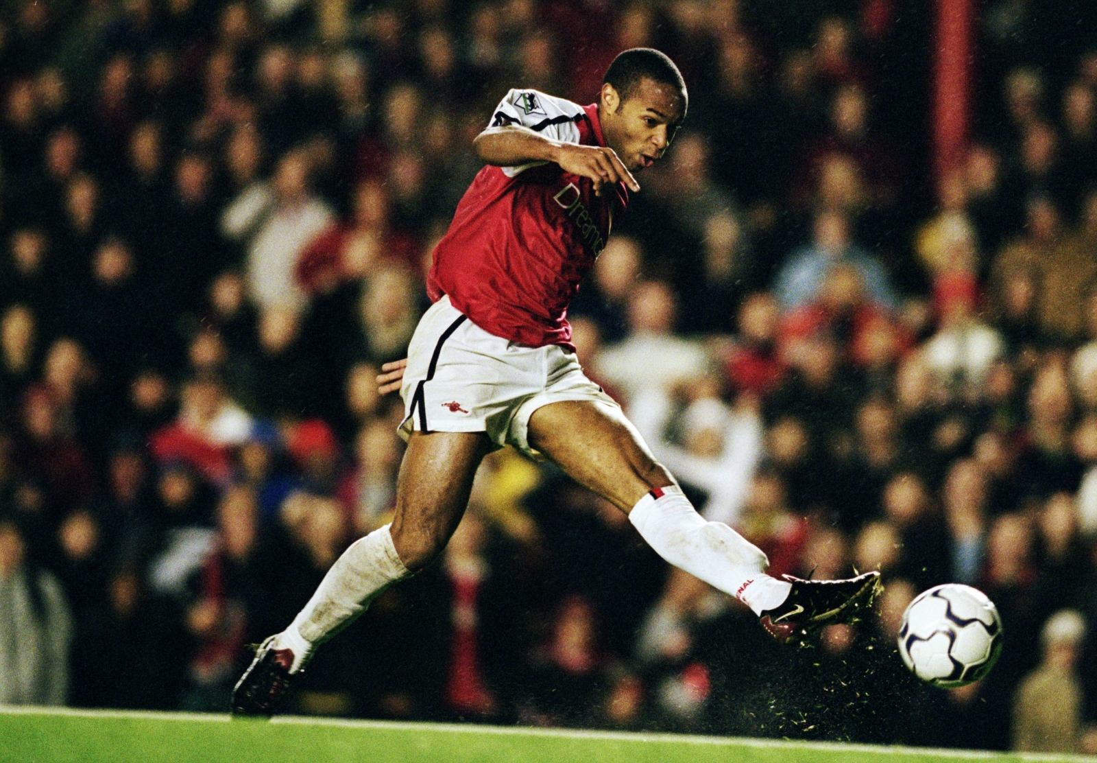 Image result for thierry henry first season arsenal