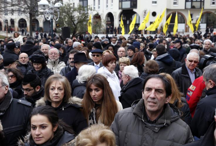 France anti-Semitism