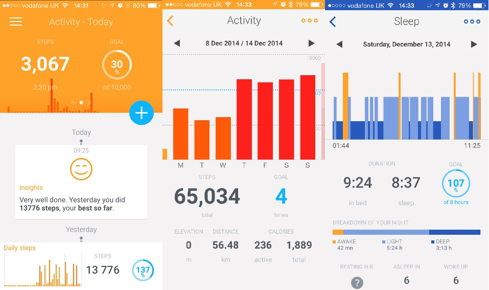 Withings Activite Pop Review The Best Fitness Tracker On Market