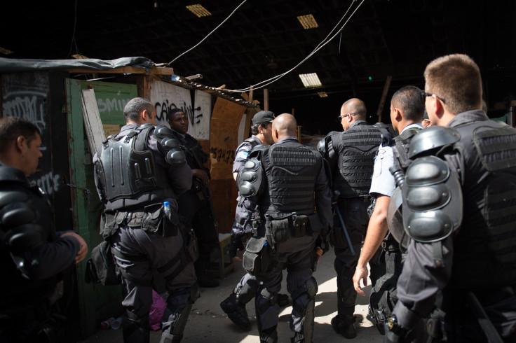 Brazilian gunman kills ex-wife, son and 12 others in New Year massacre