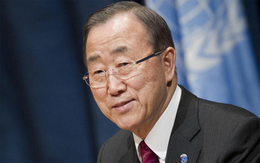 UN's Ban condemns 'heinous' Pakistan school attack