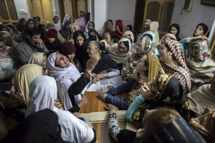 Pakistan Peshawar school massacre