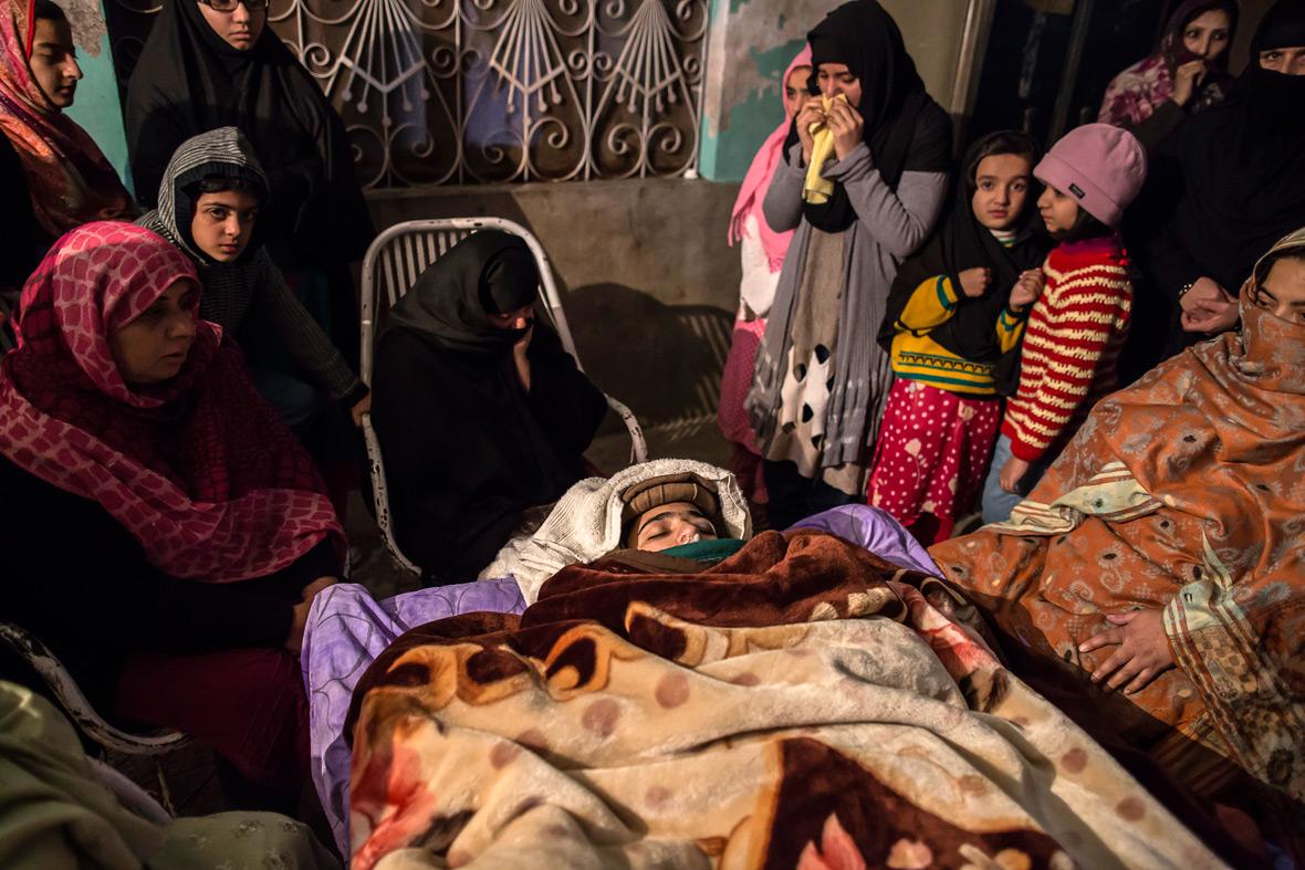 Peshawar school massacre mastermind revealed as Umar Mansoor the volleyball-loving father-of-three