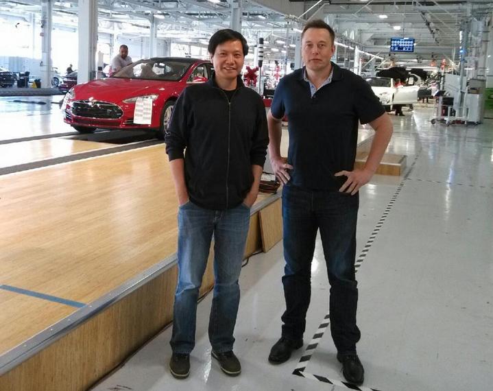 Xiaomi Mistla car Could be based on Tesla technology