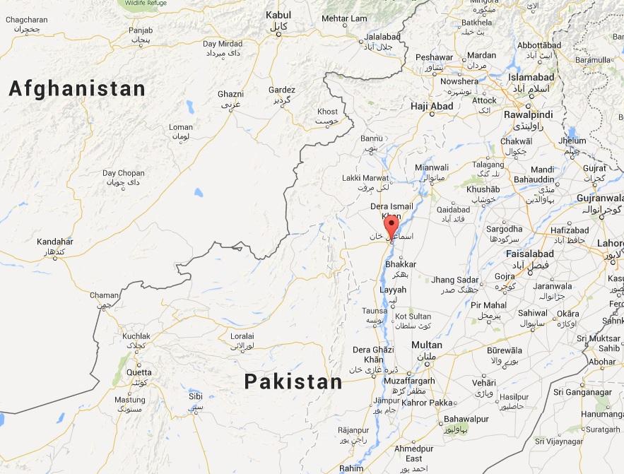 Pakistan girls college bomb blast in Dera Ismail Khan, Khyber Province