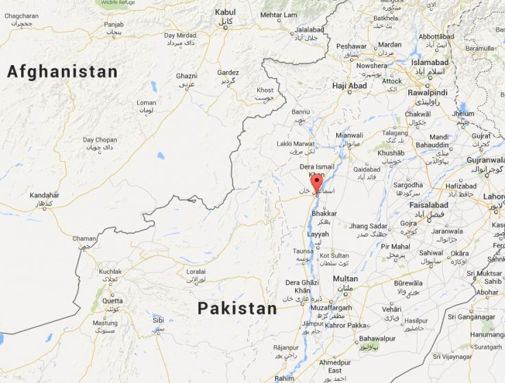 Pakistan girls college bomb blast in Dera Ismail Khan, Khyber Province