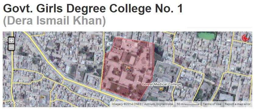 Govt. Girls Degree College No. 1