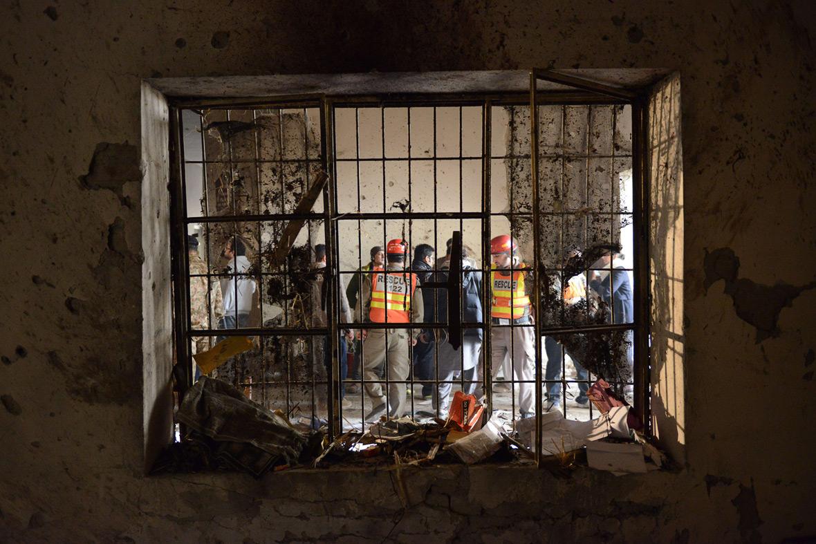 peshawar school aftermath